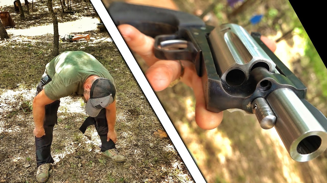SMALLEST 500 MAGNUM vs $900 Bullet Proof Pants!!!