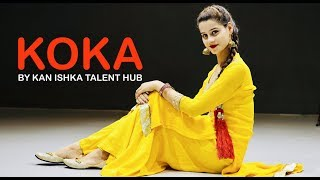Koka | Khandaani Shafakhana | Sonakshi Sinha , Badshah, Varun S | Dance Video By Kanishka Talent Hub