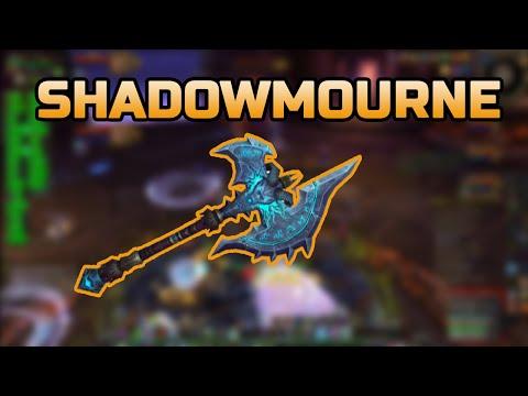 WoW: Obtaining  Legendary Shadowmourne