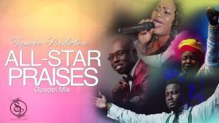 Ghana All-Star Gospel Mix - (Sonni Badu, Ohema Mercy, Joyce Blessing, Kofi Sarpong & More)