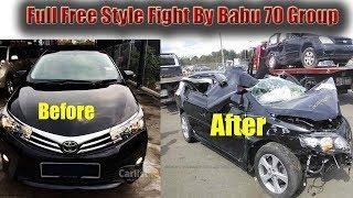 Do Darya Fight Between Car Drivers or Babu 70 Friends Watch Video Till End