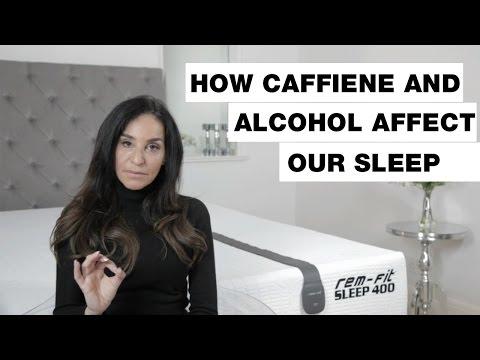 How Caffeine and Alcohol Affect Sleep