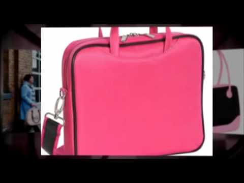 Rainebrooke's Pink Laptop Bags & Cases