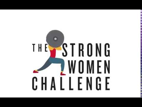 The Strong Women Challenge - Day 4