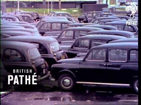 Taxis At Heathrow (1974-1979)
