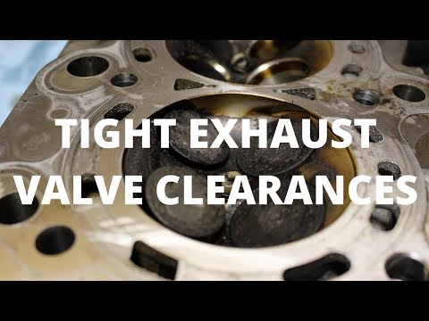 Common Problems - Tight Exhaust Valve Clearances | Honda S2000