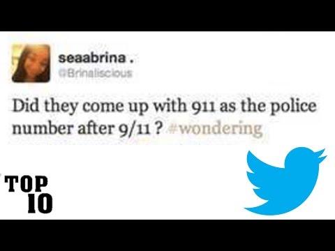 Top 10 Dumbest Tweets - Part 26