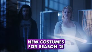 5 Secrets About Marvel's `Cloak & Dagger` Costumes in Season 2 | Earth's Mightiest Show Bonus