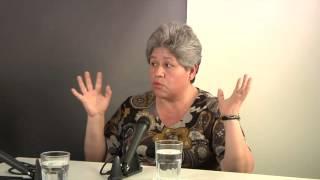 Entrevista a sobreviviente de terremoto de 1970