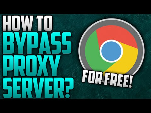 How to Bypass Proxy Server Permanently 2016!
