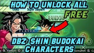 Download Dbz Shin Budokai 2 New 2018 Mod With Goku & Vegeta UI HD