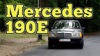 Regular Car Reviews: 1986 Mercedes-Benz 190E