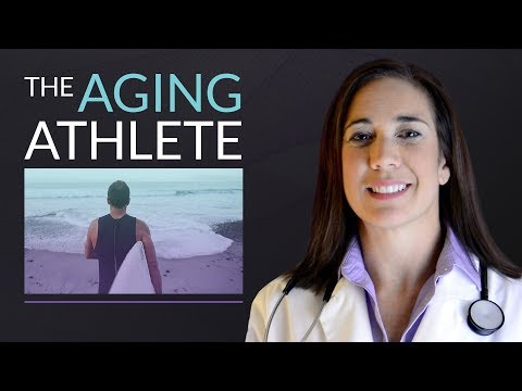 What Happens To The Aging Body—A Guide for Athletes (And Everyone Else!)