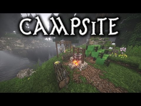 Minecraft: Campsite Ideas
