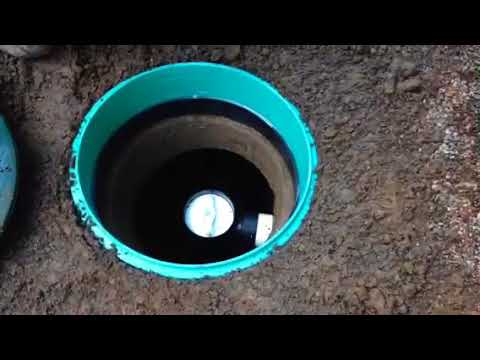 Cleaning filter Pucker Huddle septic