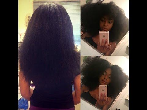 Grow Thick, Long & Healthy Natural Hair | 5 TIPS