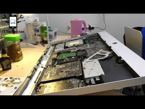 iMac graphic card replacement guide