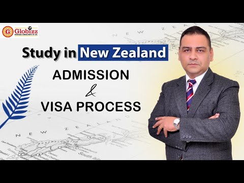 Study in New Zealand (Admission & Visa Process)