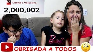 MUITA EMOÇÃO  - ERLANIA VALENTINA E VICTOR GABRIEL