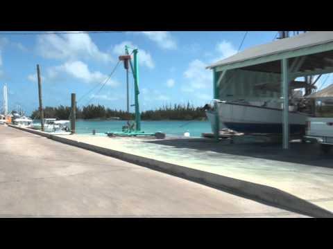 Spanish Wells Eleuthera  #4 - SW wharf