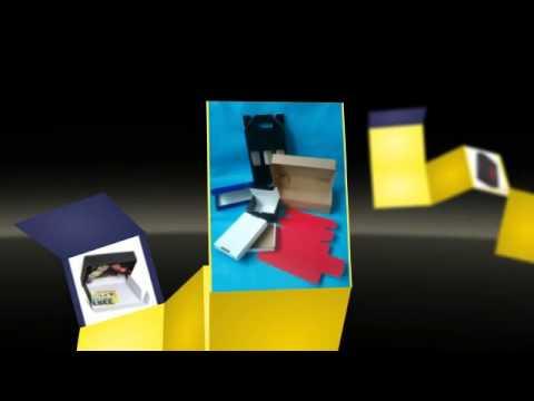 Boxopia -- A Cardboard Box Utopia