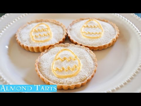 How to make Almond Tarts!