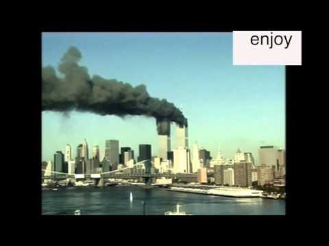11s wtc second plane crash far camera
