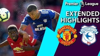 Download Man United v. Cardiff City | PREMIER LEAGUE EXTENDED HIGHLIGHTS | 5/12/19 | NBC Sports Video