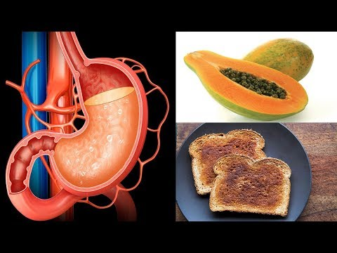 Foods To Ease an Upset Stomach | Top Foods to Ease an Upset Stomach