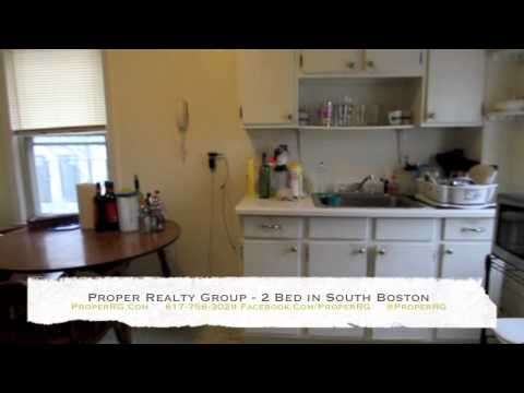 2 Bedroom apartment in prime South Boston location