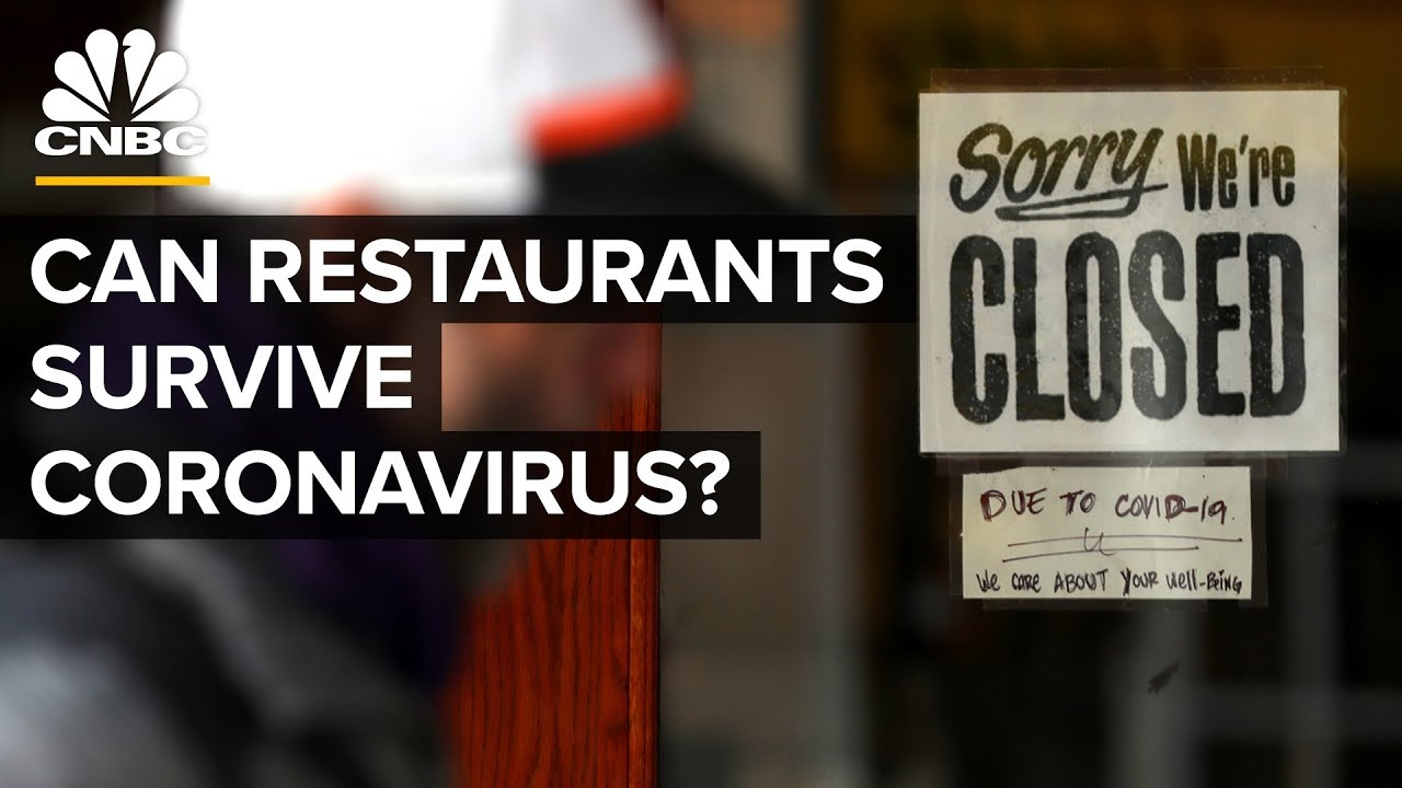 How Coronavirus Decimated The Restaurant Industry Overnight