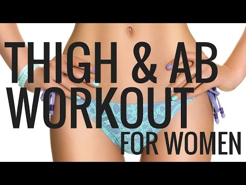 Thigh Workout for Women - Christina Carlyle