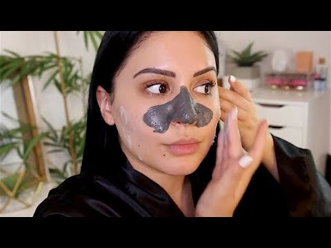 Night Time Pamper Routine: Waxing, Skincare & Body Care