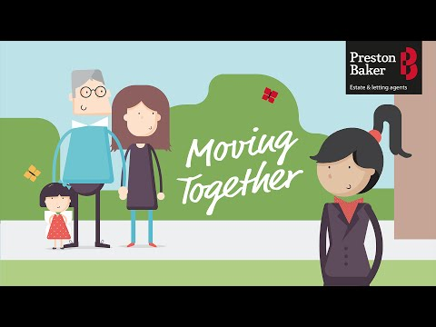 Moving Together with Preston Baker | Advert | Estate & Letting Agents