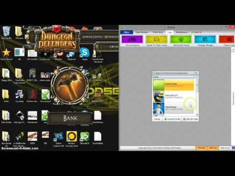 How to Mod Dungeon Defenders (Xbox 360)