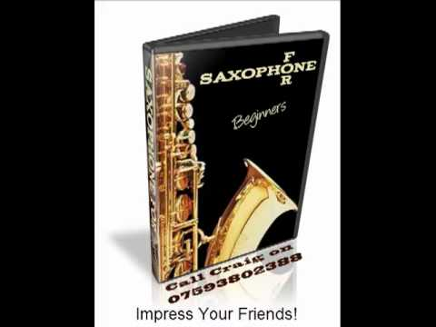 Saxophone Lessons Alto Tenor Learn to Play the Sax!