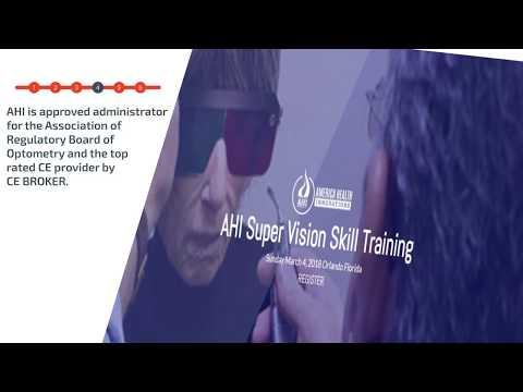 Optometry Seminar - CE Credits #Optometry