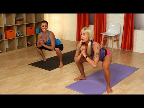 Dance Yoga Workout From Crunch Gym