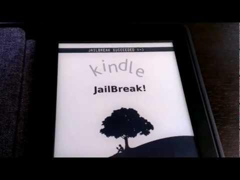 Kindle paperwhite jailbreak