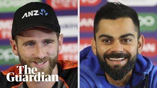 Virat Kohli and Kane Williamson reflect on meeting in U-19 World Cup semis 11 years ago