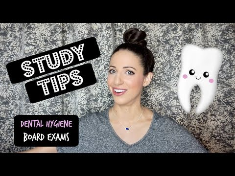 Pass Your Board Exams for Dental Hygiene