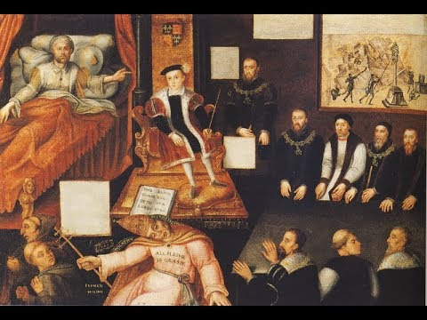 Protestant Reformation in England (Part III)