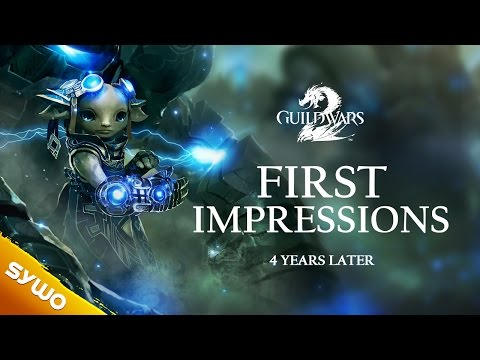 Guild Wars 2 - First impressions, 4 years later