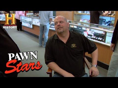 Pawn Stars: Sen. Pat McCarran's Senate Floor Chair | History