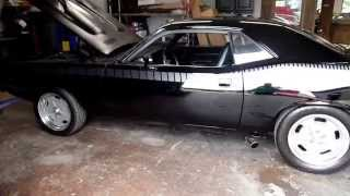 1972 CUDA-FAST & FURIOUS 7 CLONE-FOR SALE