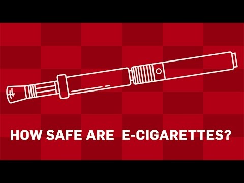 Are E-Cigarettes Safe? | Brit Lab