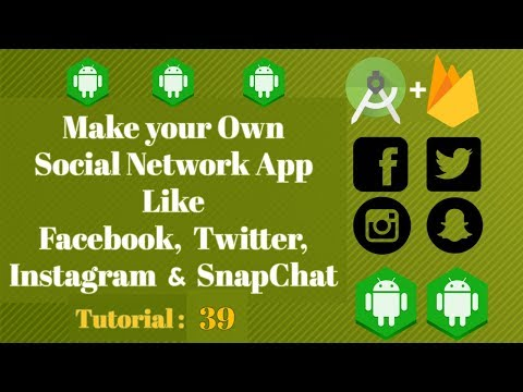 Firebase Social Media App - Android Studio Tutorial 39 - allow user to Like a Post