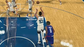 NBA 2K18 My Career - Full Court 3 For No Reason! PS4 Pro 4K Gameplay