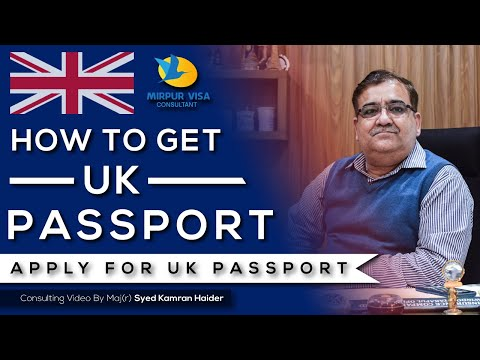 how to get uk passport
