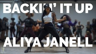 Download Backin It Up | Pardison Fontaine | Aliya Janell Choreography | Queens N Lettos